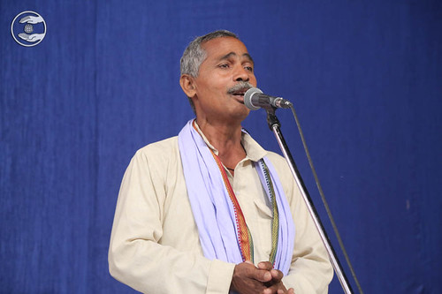Devotional song by BM Sahni from Maharajganj UP