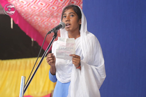 Devotional song by Jyoti from Gonda UP