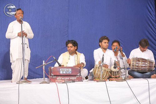 Devotional song by Ram Barhai from Mau UP