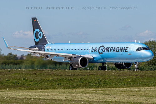 LaCompagnie_A321neo_F-HBUZ_20190513_XFW-2 | by Dirk Grothe | Aviation Photography