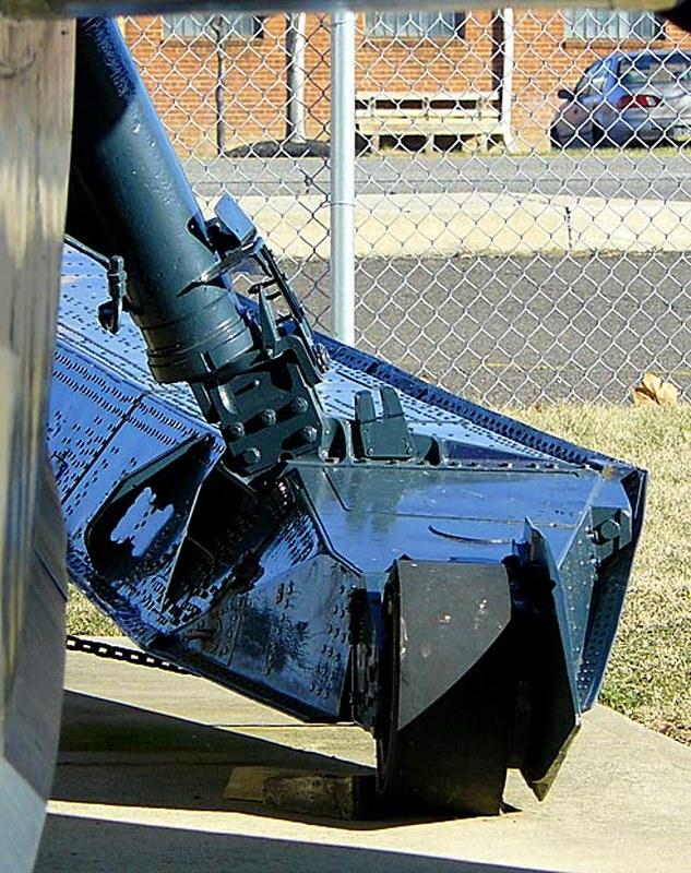 Convair YF-2Y 바다 Dart00004