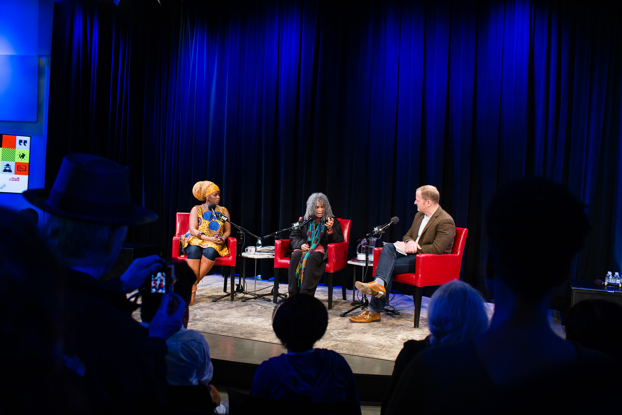 2019 PEN World Voices Festival: Words of the Worker Writer, featuring Sonia Sanchez