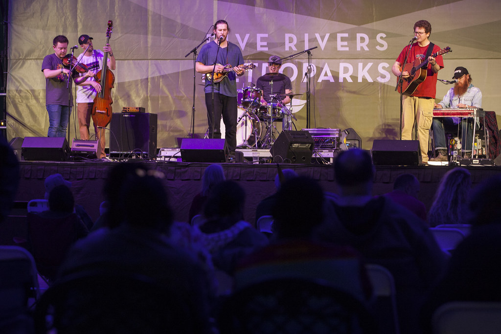Pickin' in the Park May 2019