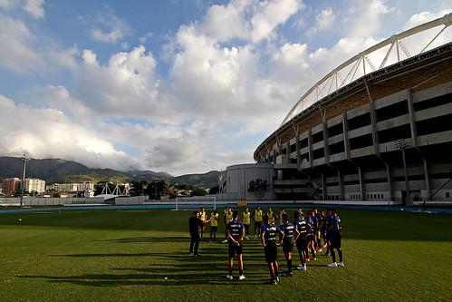 Treino do Botafogo - 20/05/2019