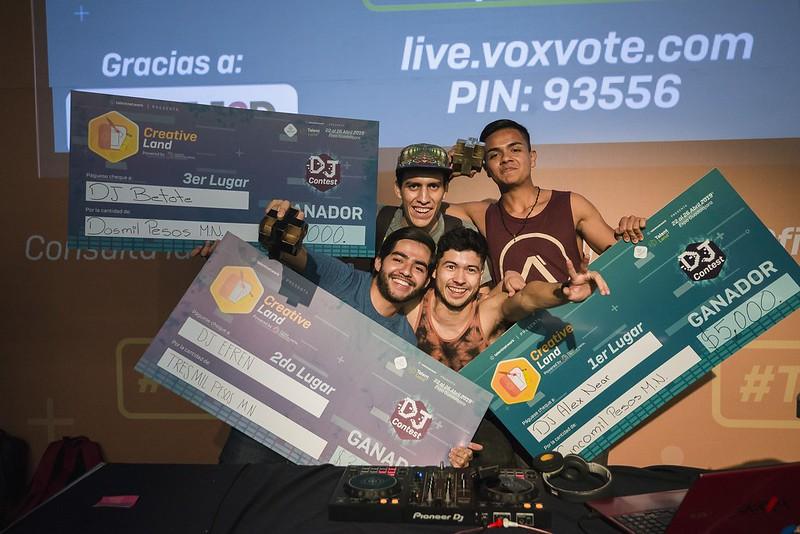 DJ Contest Final