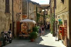 Pitigliano Street