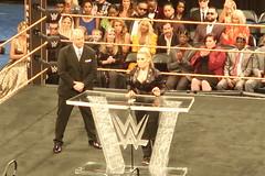 Bret Hart and Natalya