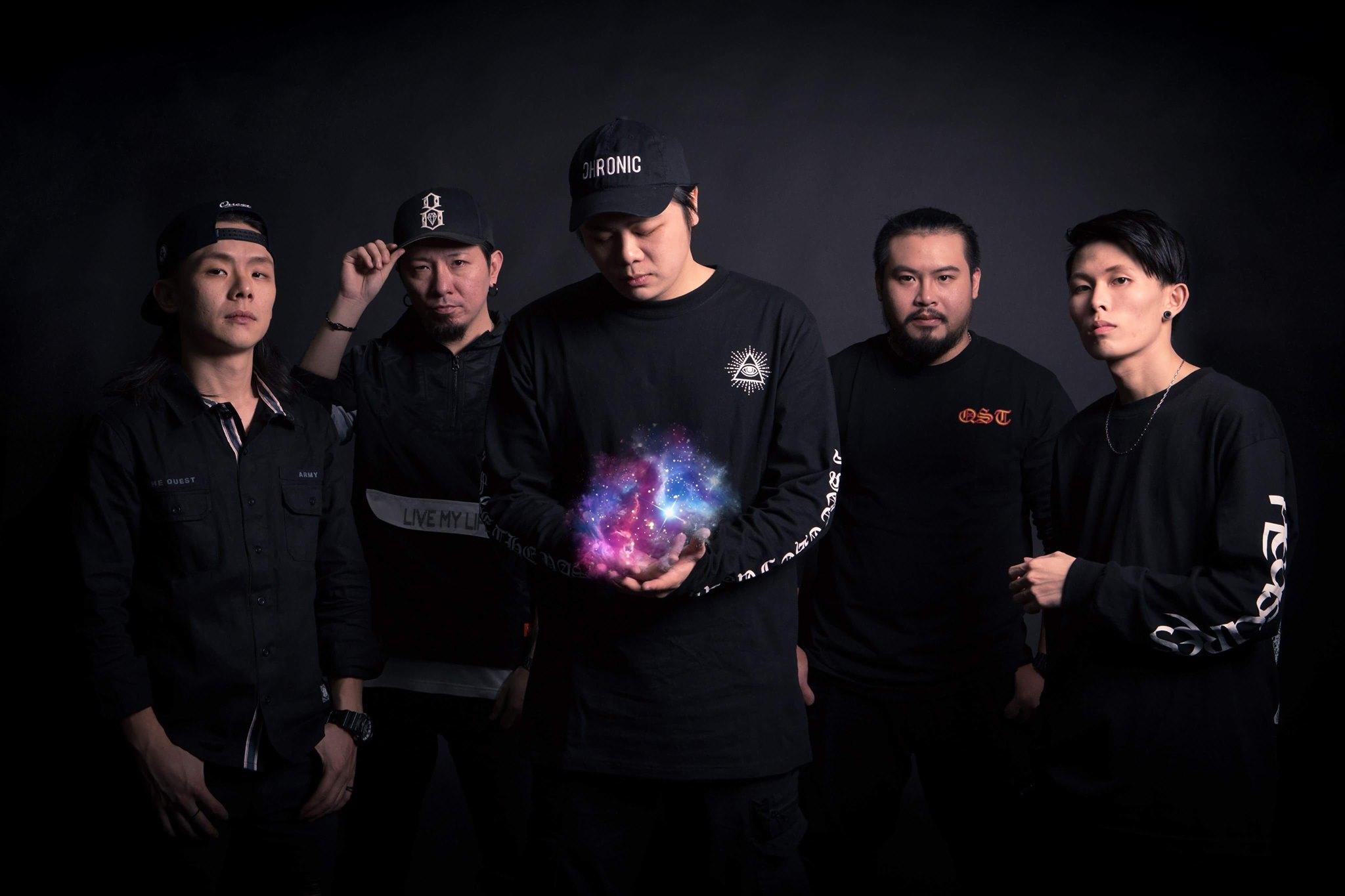 台灣金屬樂團 行星吞噬者 Galactus 新曲影音釋出 Flesh And Bones 血肉之軀