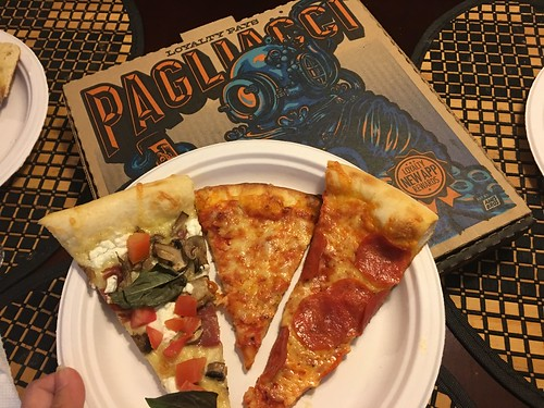 Pagliacci Pizza, Seattle | by beingjellybeans