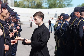 19.05.2019 | Проводы в служебную командировку на Северный Кавказ