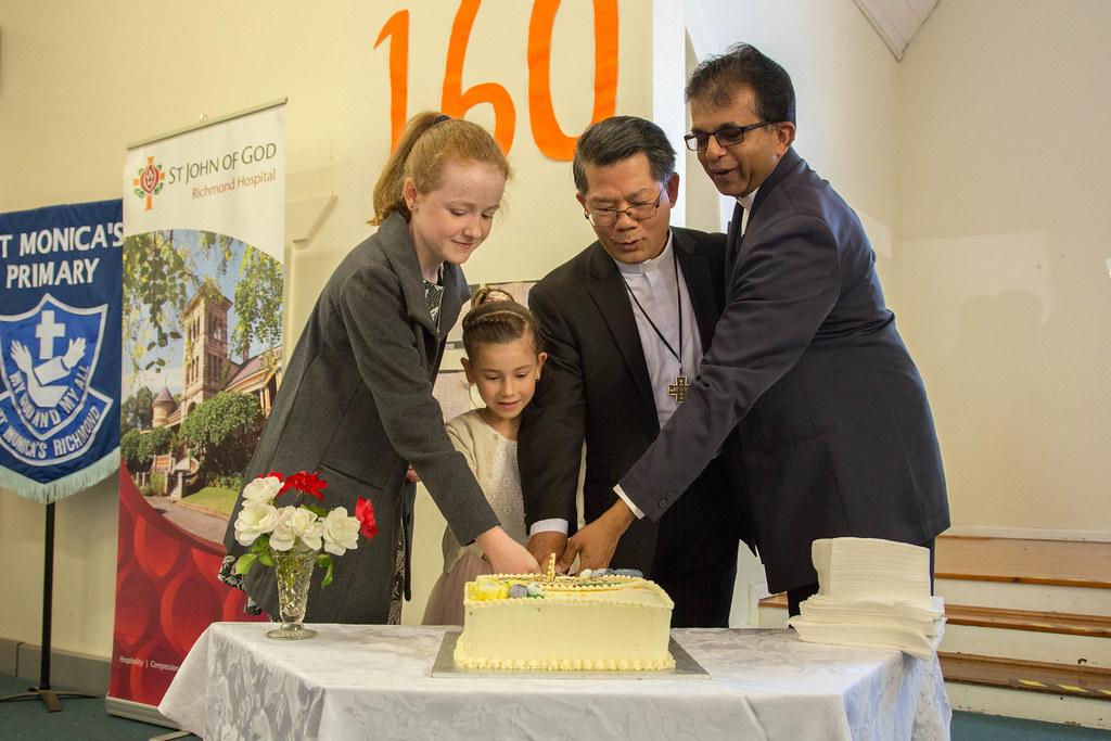 St Monica's Richmond 160 Years Celebration (19.05.19)