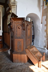 17th Century pulpit