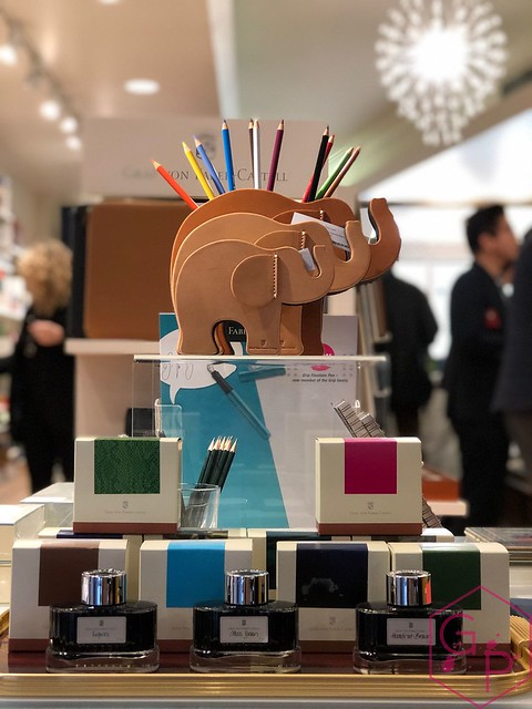 Graf von Faber-Castell Event at Laywine's in Toronto 5