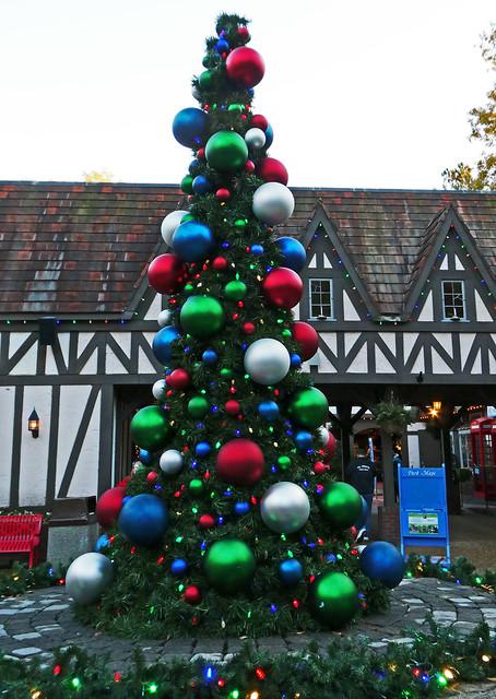Busch Gardens 2018 Christmas Town Williamsburg, Virginia