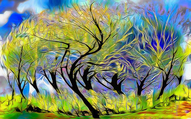 Twisted Tree ReTwisted