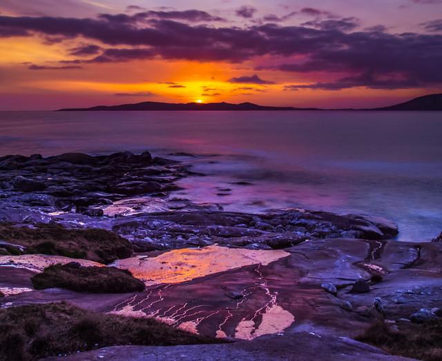 Taransay Sunset