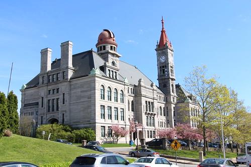 olddurfeehighschool–fallriver massachusetts national historic register