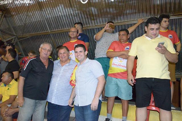 Pires Ferreira Futsal vence em casa a equipe do Sumov