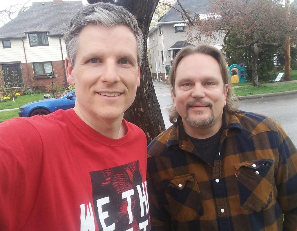 Terry Koshan and Me
