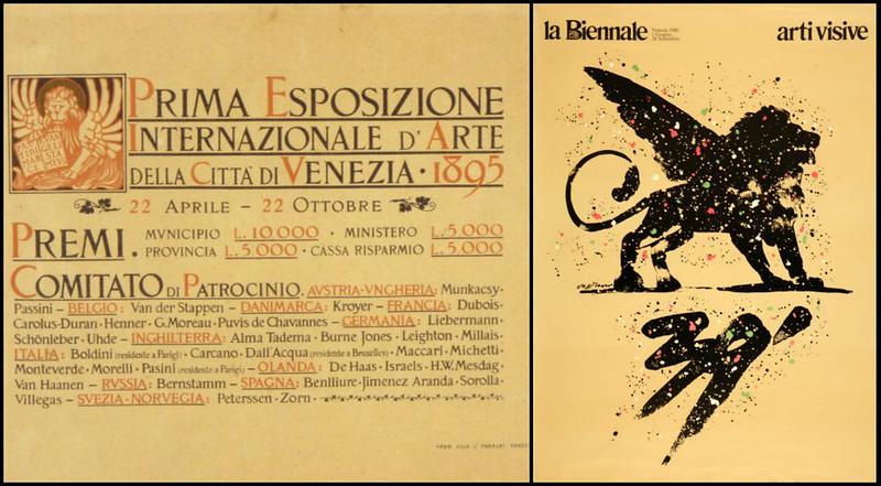 Bienal de Venezia - historia