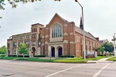 First Christian Church, Lincoln