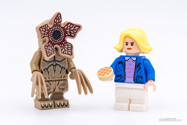 REVIEW LEGO 75810 Stranger Things 21