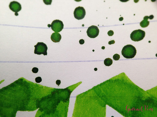 P.W Akkerman Hofkwartier Groen Ink 7