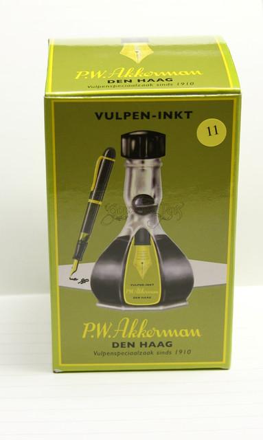 P.W Akkerman Trêves Turquoise Ink 8