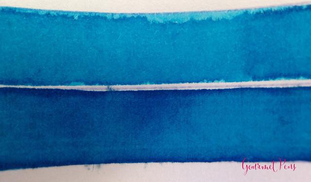 P.W Akkerman Trêves Turquoise Ink 2
