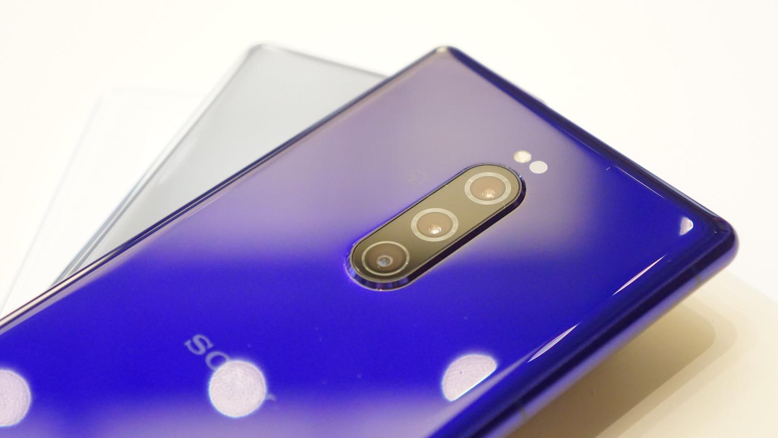 Xperia 1 - カメラ