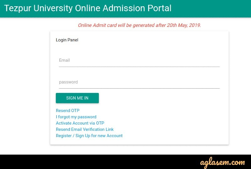 TUEE Admit Card 2020 - Download Here!