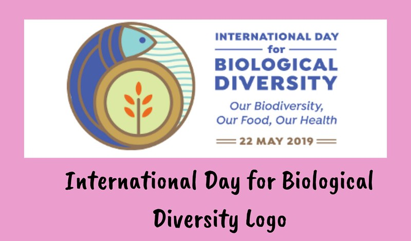 international day for biological diversity logo