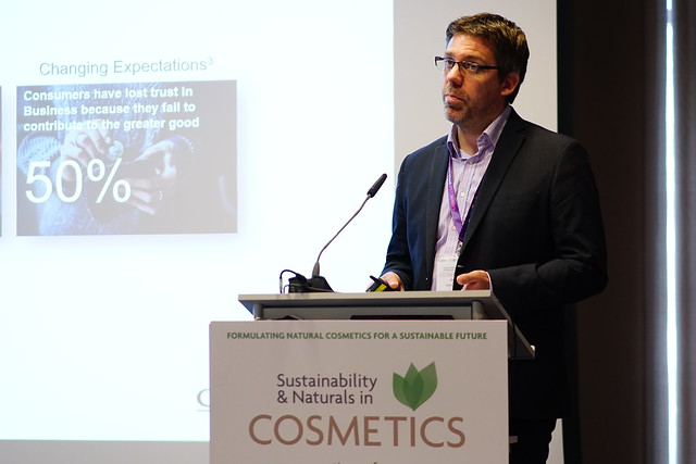 Sustainability & Naturals in Cosmetics 2019