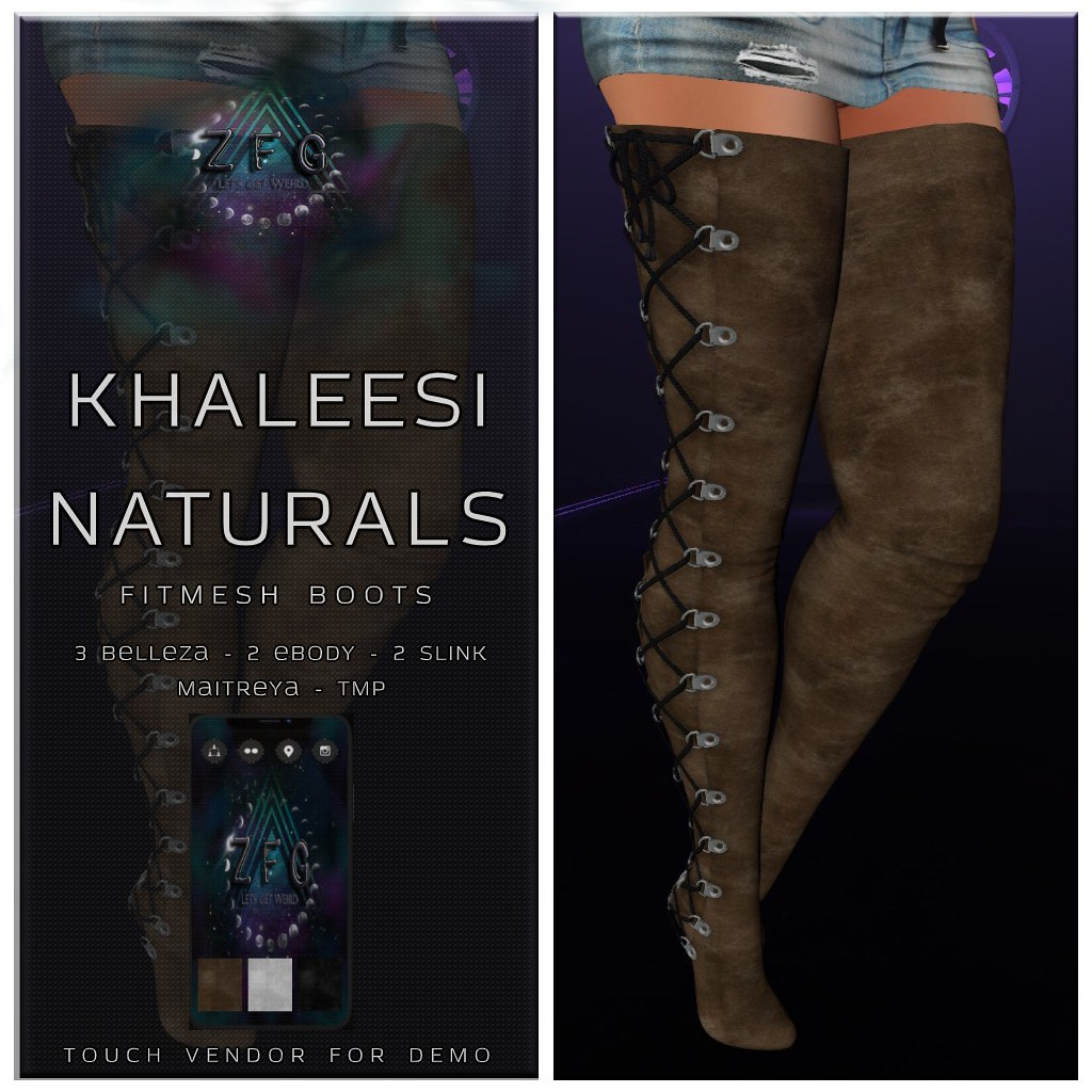{zfg} khaleesi naturals