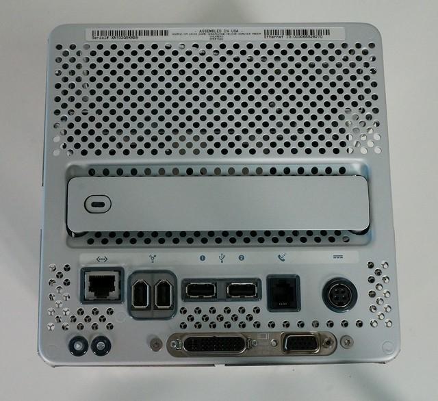 Apple Power Mac G4 Cube Teardown