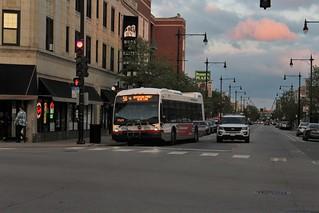 CTA 8300 Milwaukee-Montrose