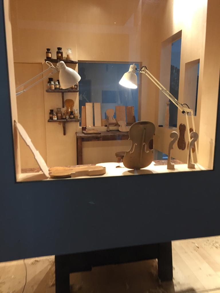 Fondazione Museo del Violino Antonio Stradivari Cremona