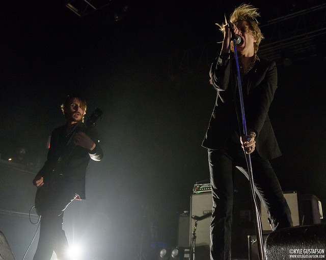 Refused Perform at Franklin Music Hall in Philadelphia