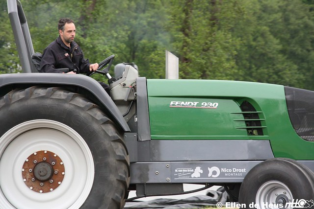 2019 Achterberg Sport 4.5 ton beloften
