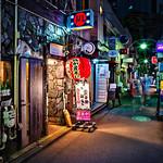 More of Golden Gai in Tokyo