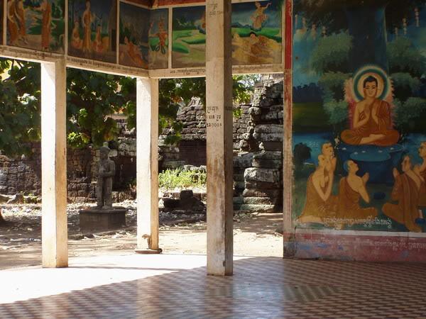 017-Cambodia-Wat Nokor