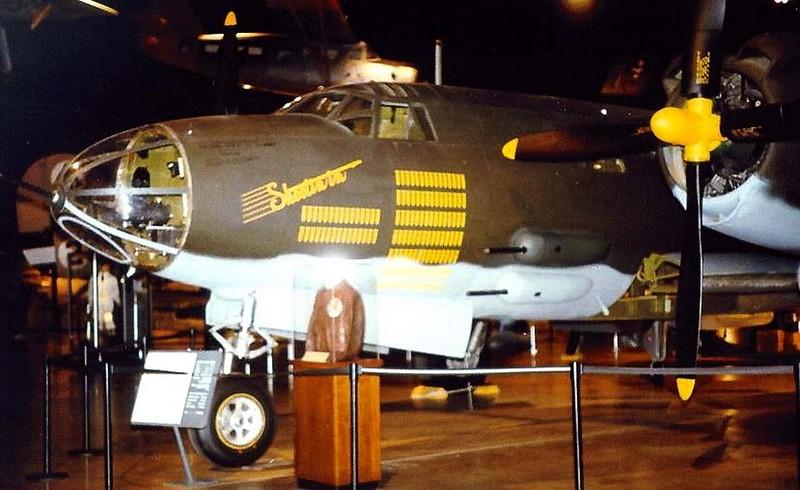 B-26 Marauder 00013
