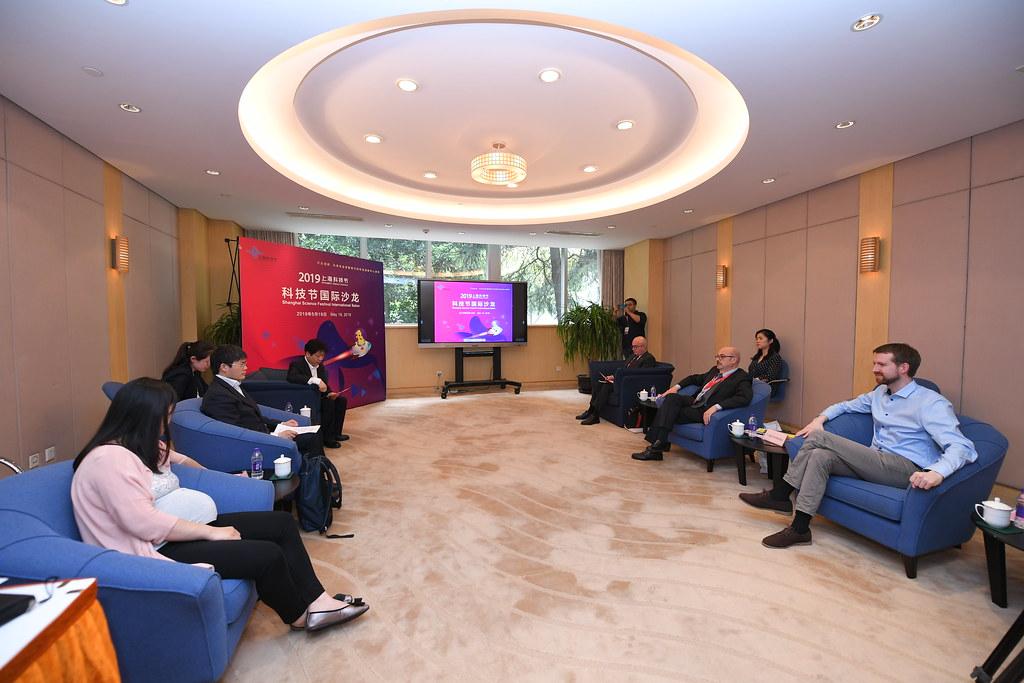 Festival della Scienza di Shanghai 2019
