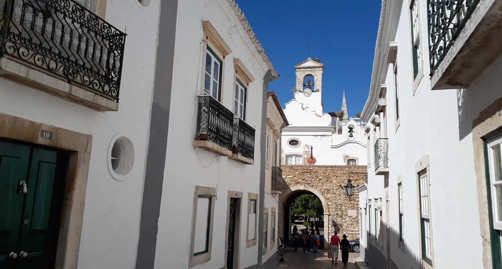 Cidade Velha, de oude stad van Faro | Mooistestedentrips.nl