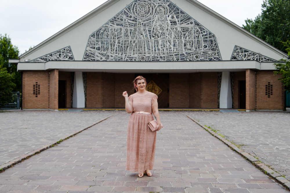 Outfit cerimonia plus size curvy Kitana (7)