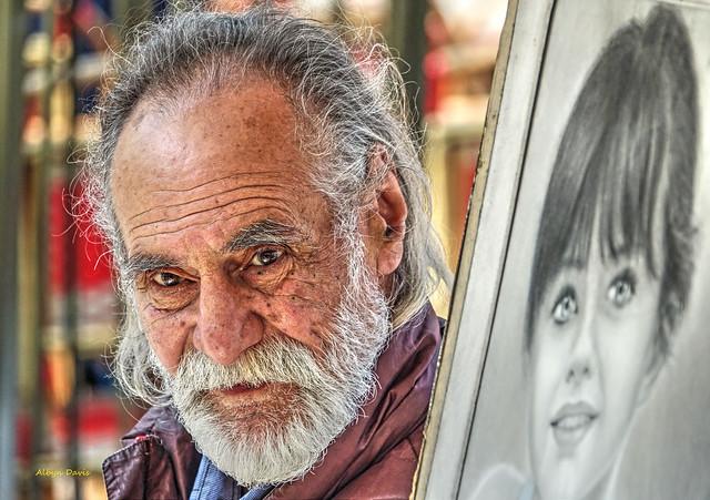 faces of Montmartre-7