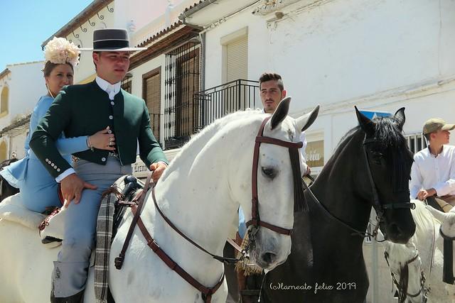 Romería de San Isidro-Alameda (Málaga)