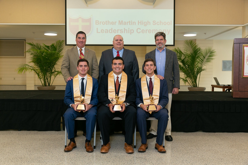 Romaguera - 2019 Leadership Ceremony