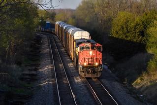 CN M39331-05 - Vernon Twp, Michigan