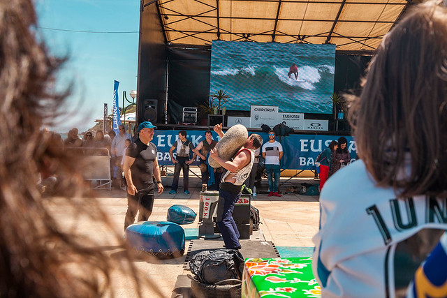 12/05/2019 - Cabreiroá Pro Zarautz Basque Country presented by Oakley